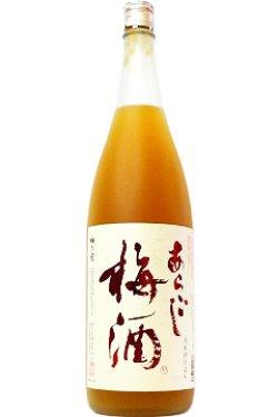 画像1: 梅乃宿 あらごし梅酒 1.8L