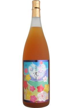 画像1: 喜多屋 恋空 尽空梅酒  1.8L